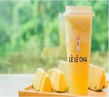 LELECHA乐乐茶:满杯金菠萝
